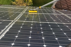 solar panel cleaning lancaster