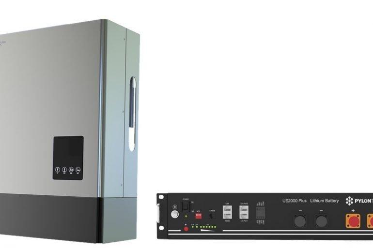 Lux Power Hybrid Battery Storage