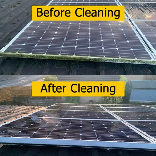 solar panel cleaning preston