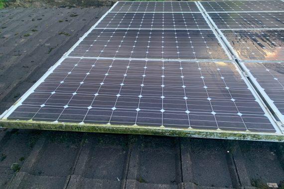 solar panel maintenance in preston