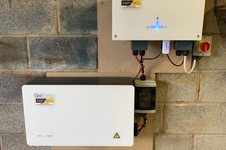 Giv Energy - 6.3kw AC Coupled Battery