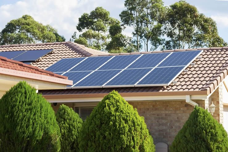 Home Solar Panel System Wigan