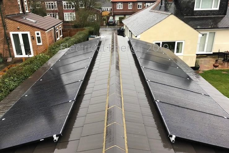 solar panel maintenance wigan